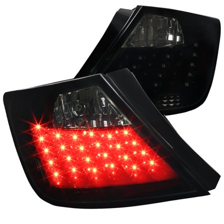 Pleasing Spec D Tuning 2004 2010 Scion Tc Led Tail Brake Lights Black 04 05 Wiring 101 Capemaxxcnl