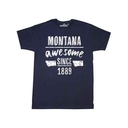 Montana Awesome Since 1889 T-Shirt