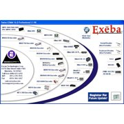 Exeba-COMM 16.0 LITE Software with Hardware Key (USB)