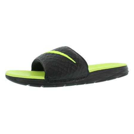 cc1a07ed42a0 Nike Benassi Solarsoft Slide 2 Sandals Men s Shoes Size - Walmart.com