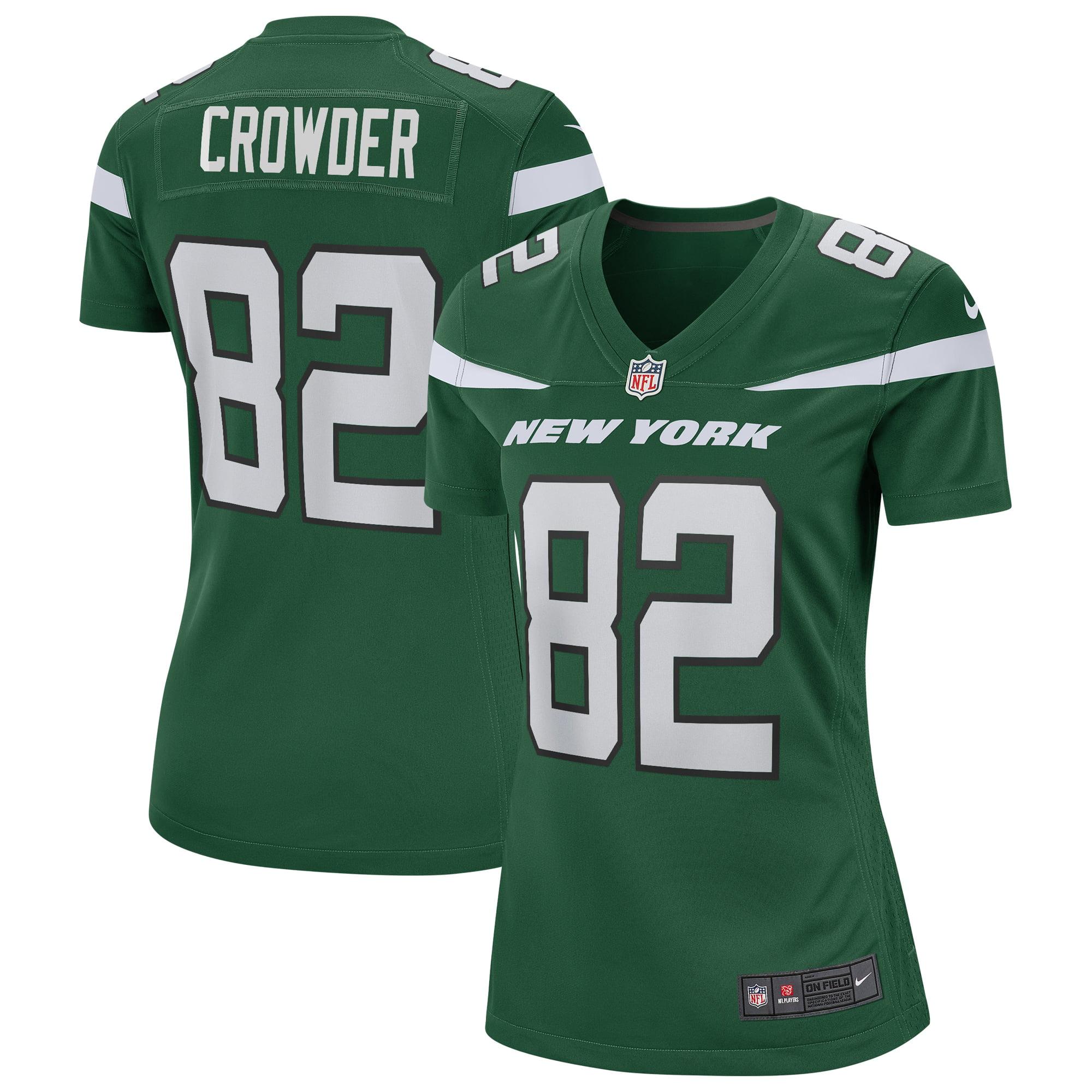 Jamison Crowder New York Jets Nike Women's Game Jersey - Gotham Green - Walmart.com