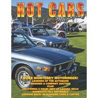 HOT CARS Magazine: The Nation's Hottest Car Magazine! (Paperback)