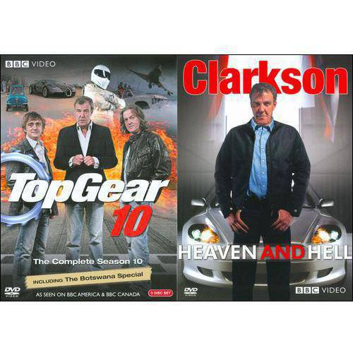 Top Gear: The Complete Season 10 / Clarkson: Heaven And Hell (Widescreen)