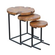 Crafted Home 's Cooper Nesting Table