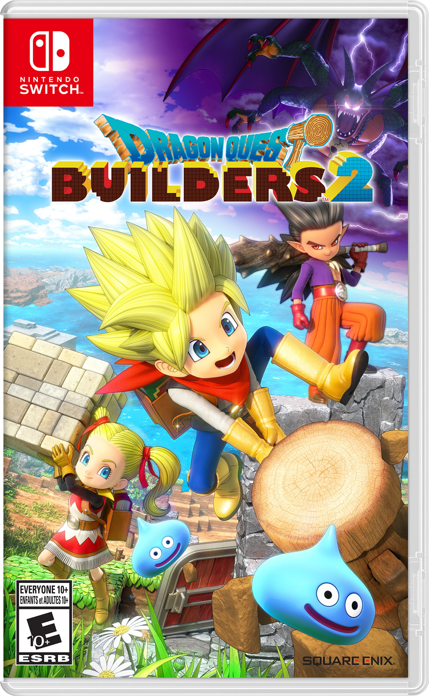 Dragon Quest Builders 2, Nintendo, Nintendo Switch, 045496593889