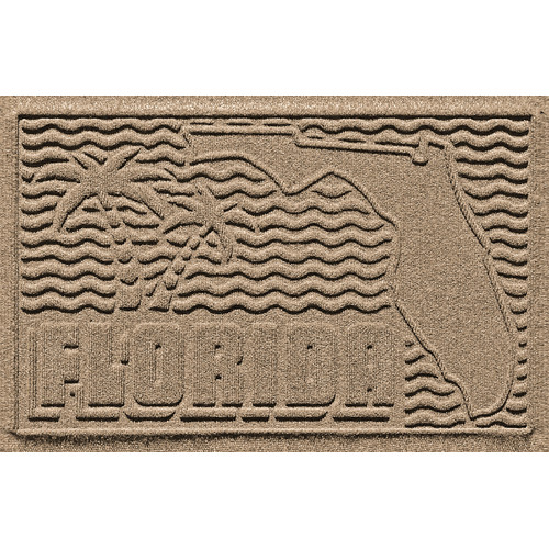 Bungalow Flooring Aqua Shield Florida Doormat