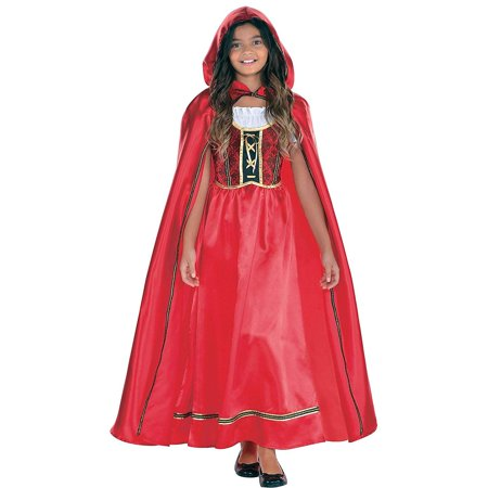 Matching Baby And Mom Halloween Costume (Suit Yourself Fairytale Red Riding Hood Costume for Girls, Includes a Detailed Red Dress and a Matching)