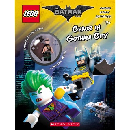 Image of Chaos in Gotham City (Paperback)