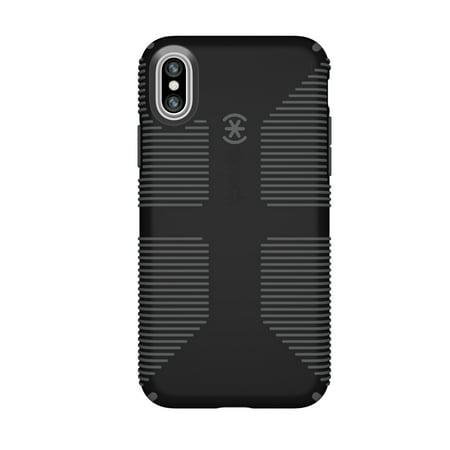Speck Candyshell Black/Grey Grip Iphone X Case