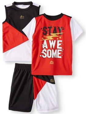 Boys Activewear - Walmart.com ead8f8386