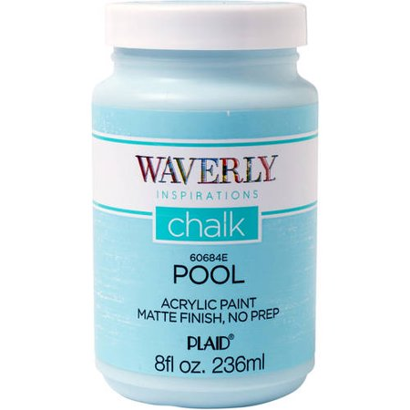 Waverly Chalk Paint How To