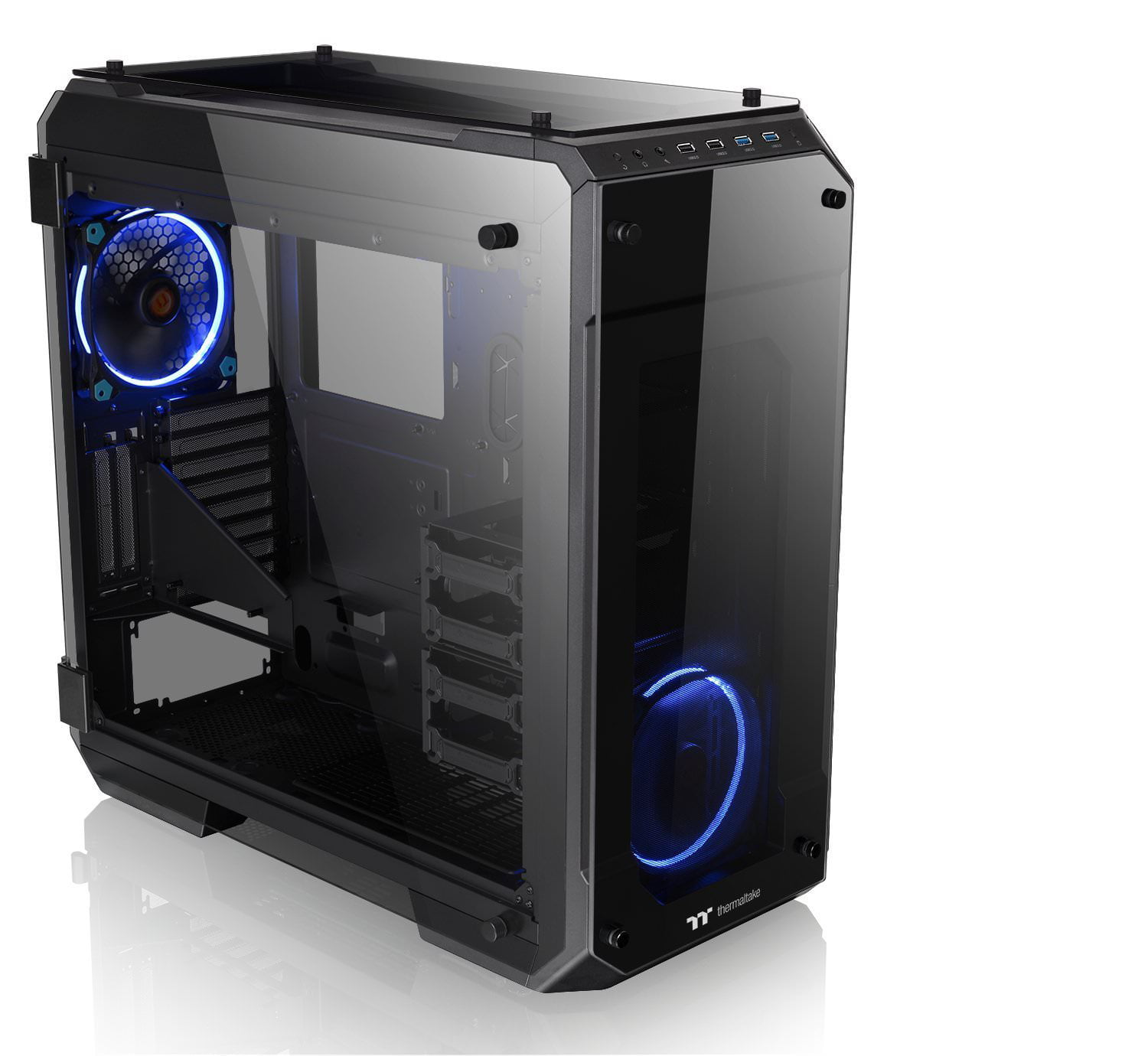 Thermaltake View 71 Tempered Glass Edition by Thermaltake