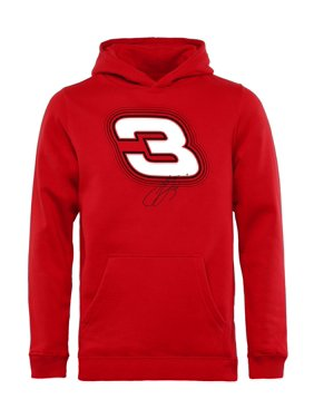 Austin Dillon Youth Reverb Pullover Hoodie - Red