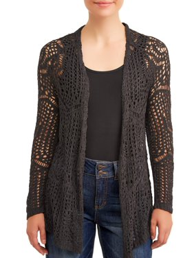 7b3dafaca948 Product Image Women's Tape Yarn Cardigan