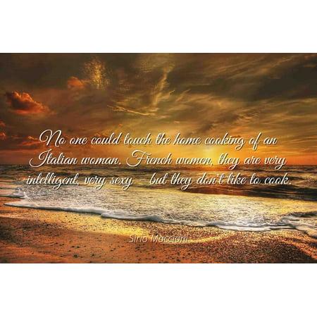 Sirio Maccioni - Famous Quotes Laminated POSTER PRINT 24x20 ...