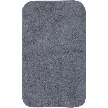 Zebra Bath Rugs - Mainstays Basic Nylon Solid Bath Rug, 1 Each