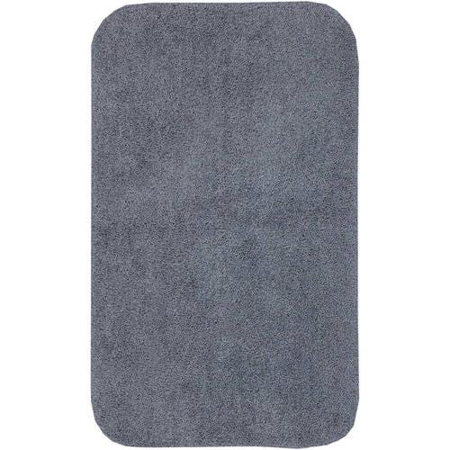 Mainstays Basic Bath Rug Solid Walmart Com