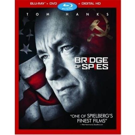 Bridge Of Spies  Blu Ray   Dvd   Digital Hd