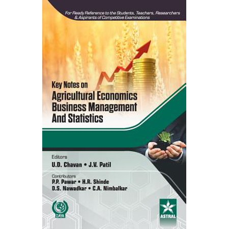 Key Notes on Agricultural Economics, Business Management and