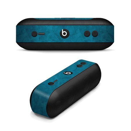 Mightyskins Skin For Beats Pill Plus Baby Blue Jacquard