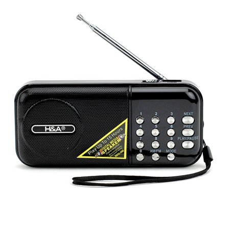 pocket radios am fm mp3 player digital radio portable. Black Bedroom Furniture Sets. Home Design Ideas