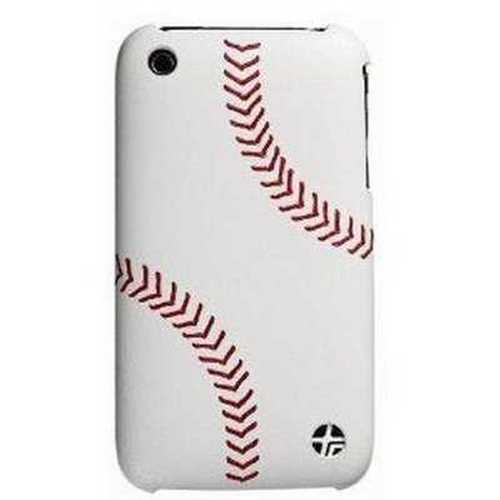 Trexta  Sports Series Snap-On Leather Case for iPod touch 4G (Baseball)