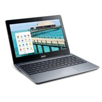 "Refurbished Acer C720-2103 11.6"" Chromebook 16GB SSD Intel Celeron 2955U Dual-Core 1.4GHz"