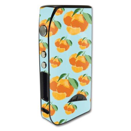 Skin Decal Wrap for Pioneer4You iPV5 200W TC mod vape Orange You