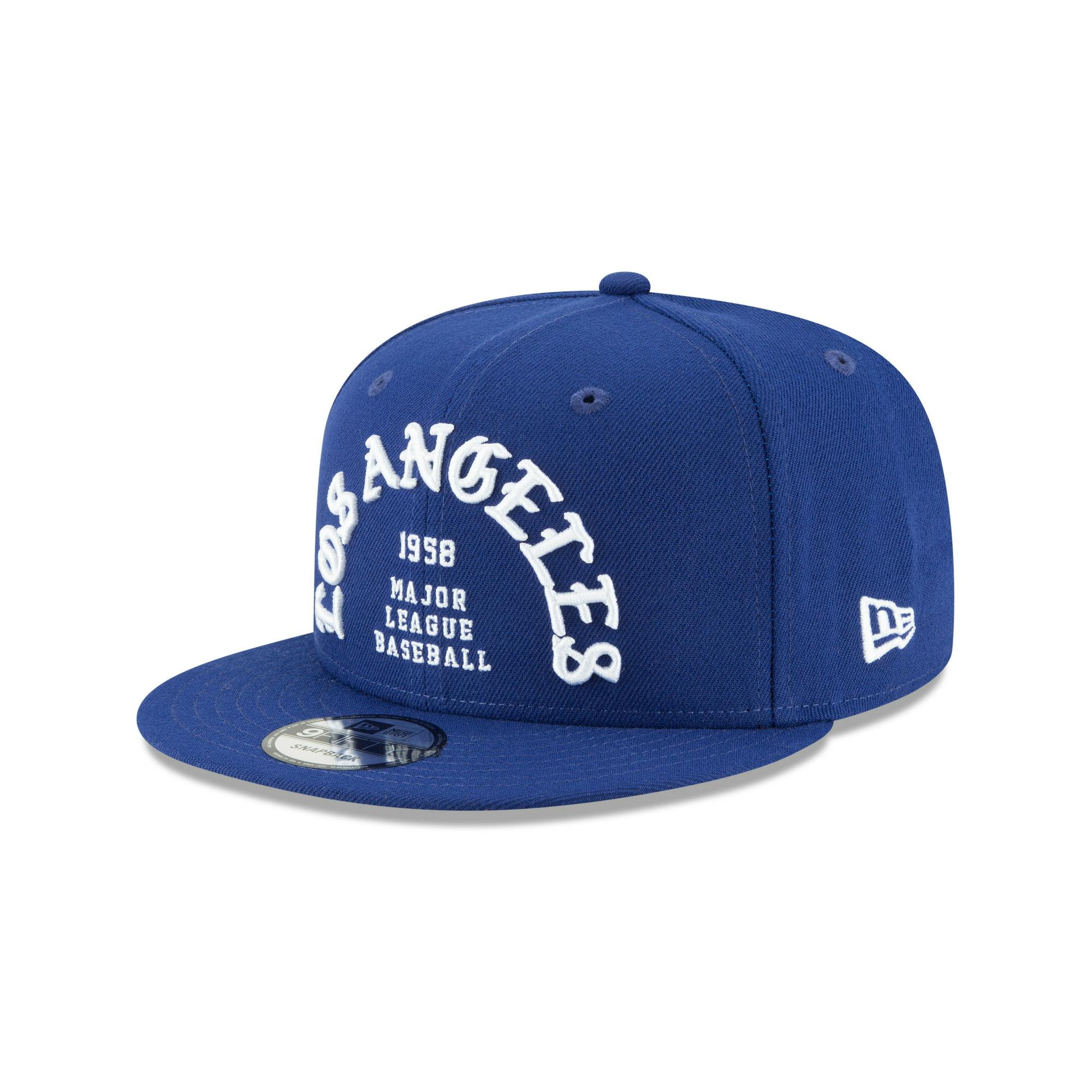 low cost afc1c ee686 New Era Los Angeles Dodgers Team Deluxe 9Fifty Cap   Walmart Canada