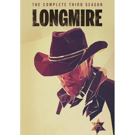 Longmire: The Complete Third Season (DVD)