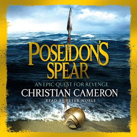 Poseidon's Spear - Audiobook (Poseidon's Spear)