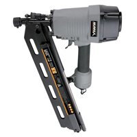 "NuMax SFR2190 Pneumatic 21 Degree 3-1/2"" Full Head Framing Nailer"
