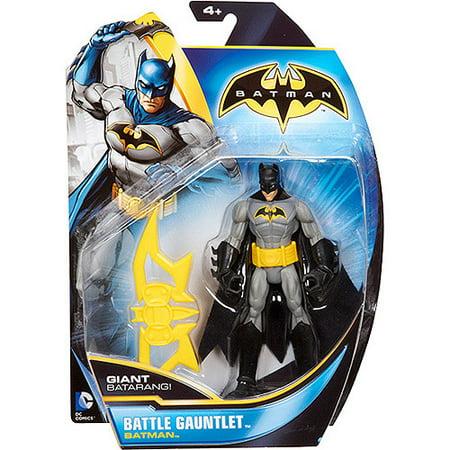 Batman Gauntlets (Batman Power Attack Mission Battle Gauntlet Batman)