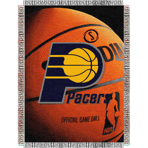 NBA - Indiana Pacers 48x60 Photo Realistic Tapestry Throw