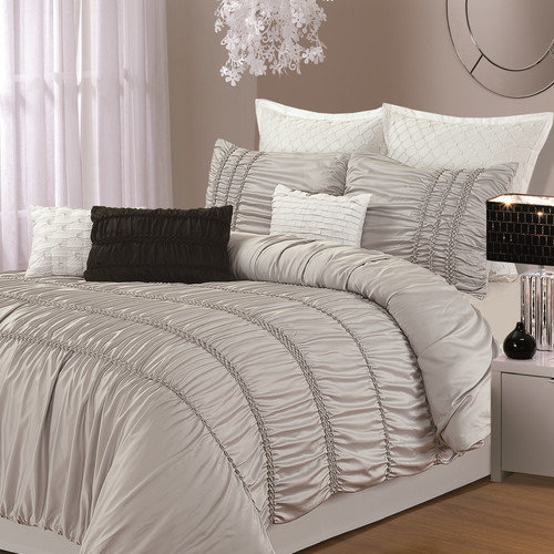 Chic Home Romantica 4 Piece Duvet Cover Set