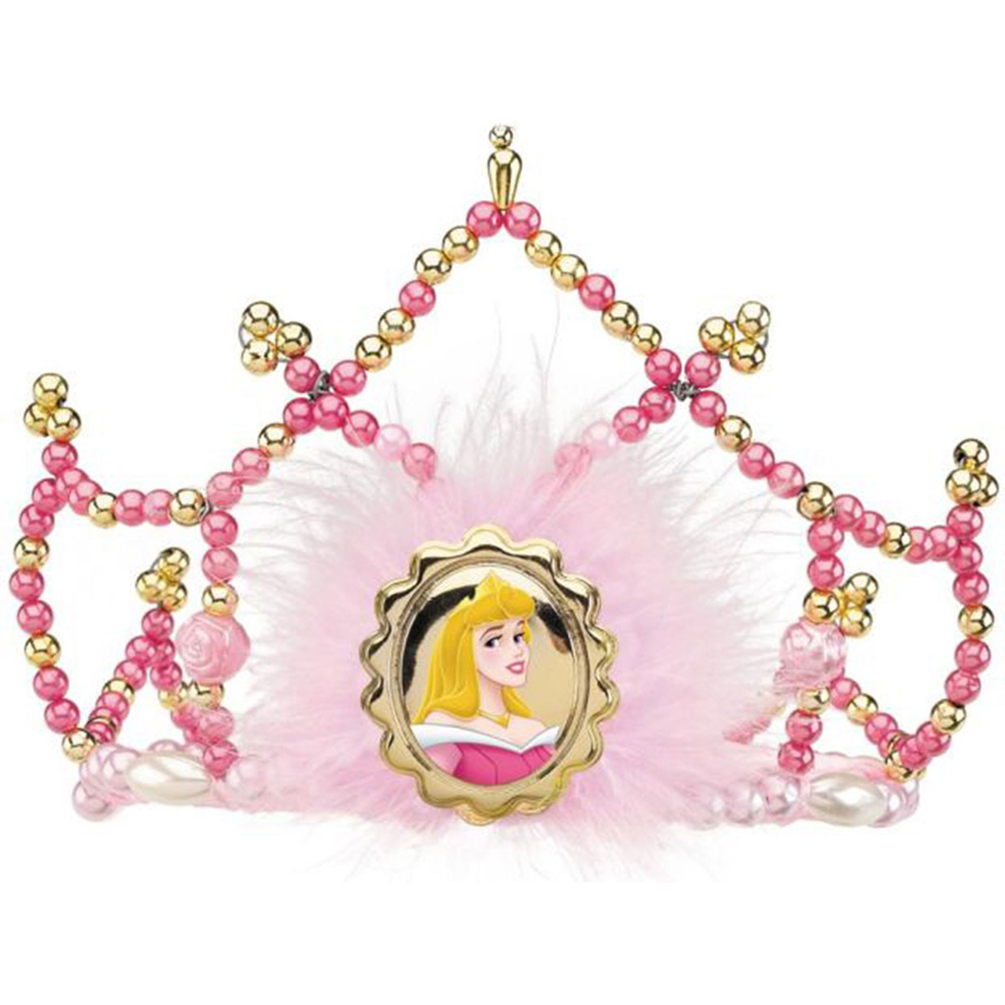 Girls Disney Princess Aurora Accessories & Make Disney Dress Play, Style DG18252