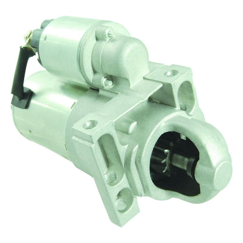 New Replacement PMGR Starter PH# 17740N Fits 98-01 Nissan Altima Sedan 2.4 FWD