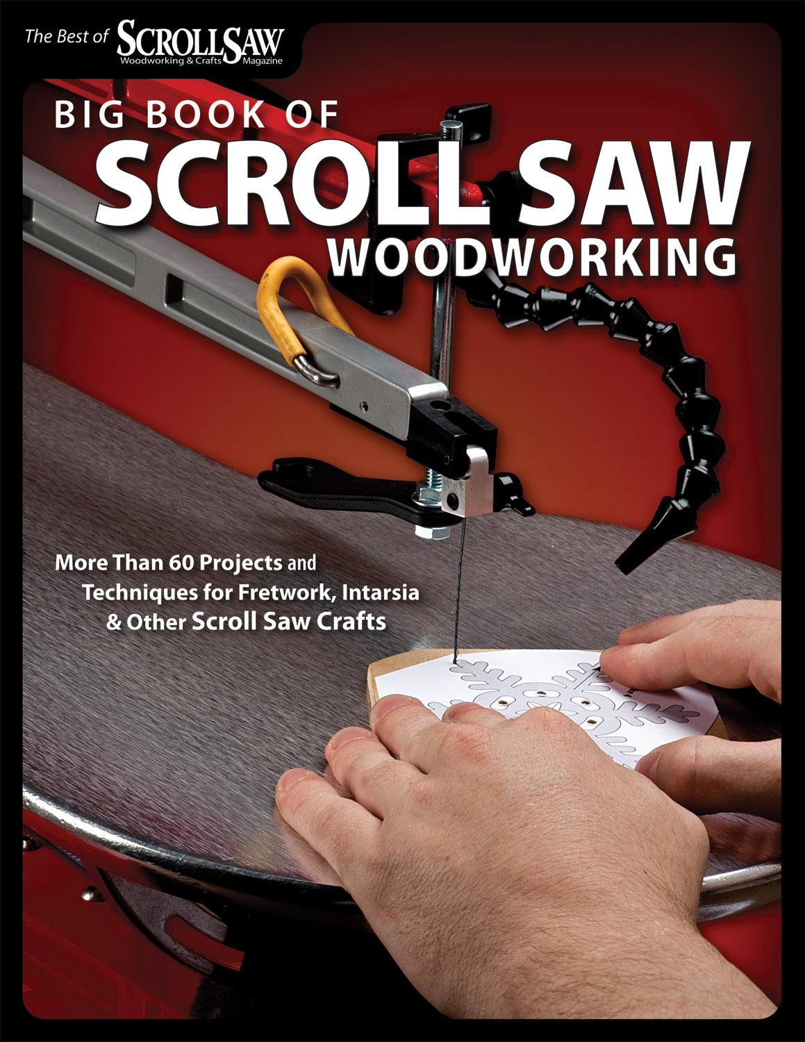 Big Book of Scroll Saw Woodworking by