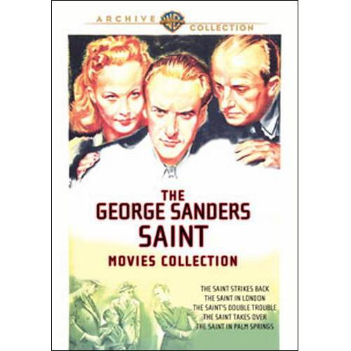 The George Sanders - Saint Movie Collection (Full Frame)