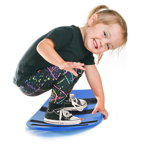 The Freestyle Spooner Board Blue by Spooner, Inc
