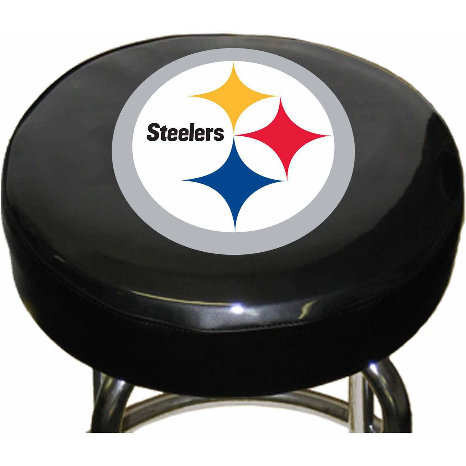 NFL Pittsburgh Steelers Bar Stool Cover  sc 1 st  Walmart & NFL Pittsburgh Steelers Bar Stool Cover - Walmart.com islam-shia.org