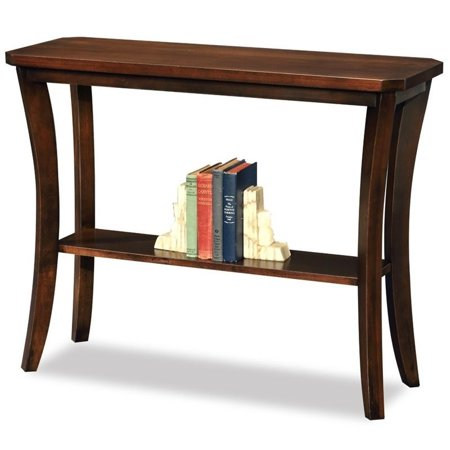 Cherry Deluxe Console (Bowery Hill Console Table in Chocolate)