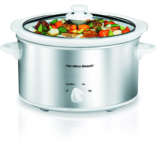 Hamilton Beach 4-Qt. Slow Cooker