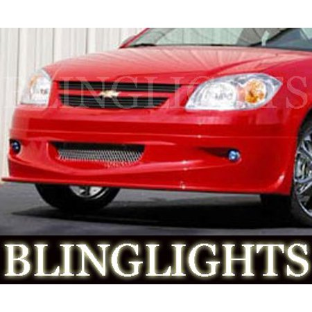 Razzi Body Kit (Chevrolet Chevy Cobalt Razzi Body Kit Xenon Foglamps Foglights Driving Fog Lamps Lights )