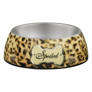 Loving Pets Milano Collection Bowl Spoiled Medium, 1.0 CT