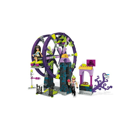 Mega Construx Monster High Clawesome Carnival - Monster High Walmart