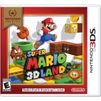 Nintendo Selects: Super Mario 3D Land Nintendo 3DS