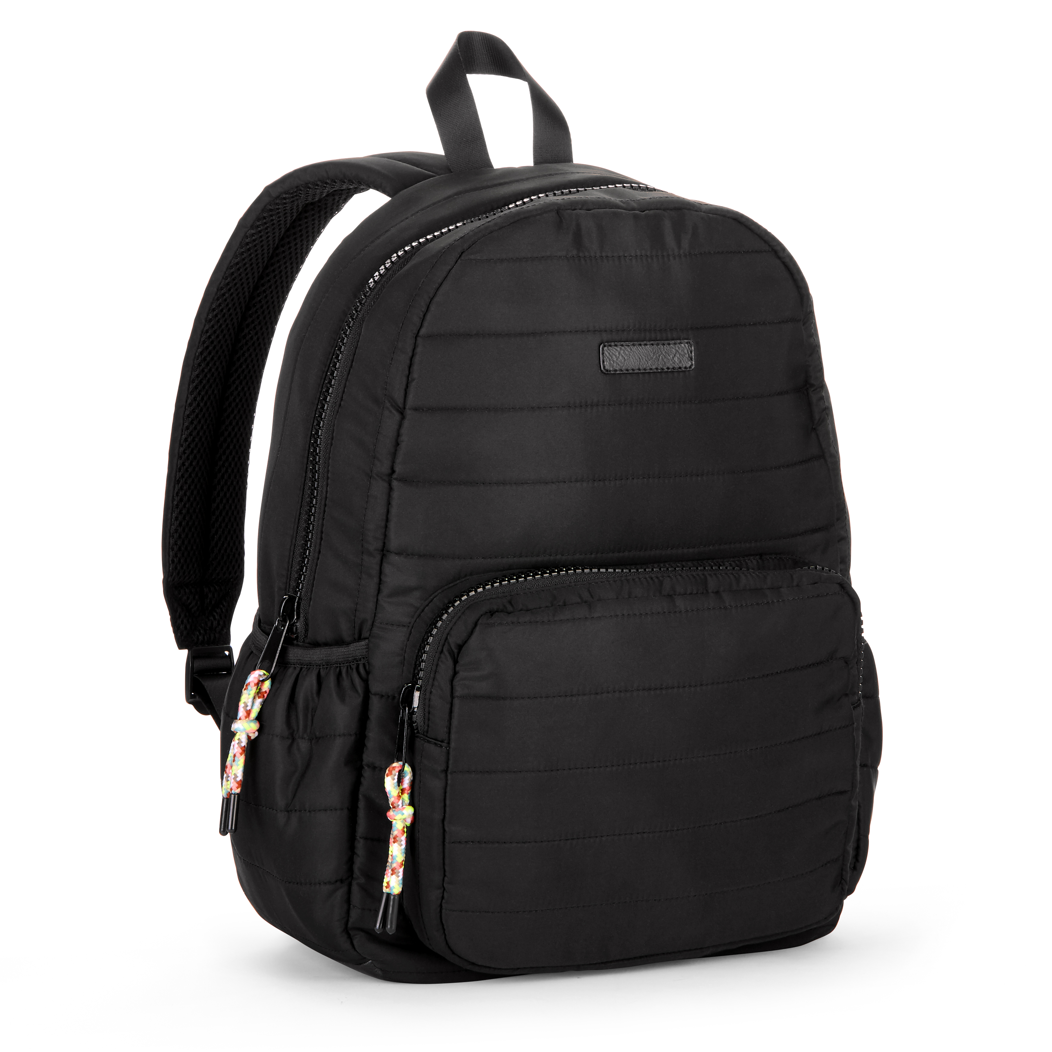 No Boundaries Black Active Dome Backpack