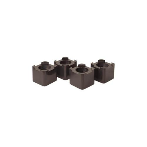 Espresso Wood Bed Lifters by Richards Homewares by Richards Homewares