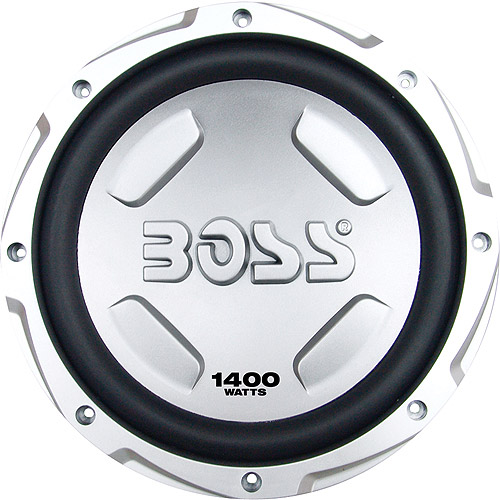 "Boss Audio 12"" 4-Ohm Subwoofer (One Subwoofer)"
